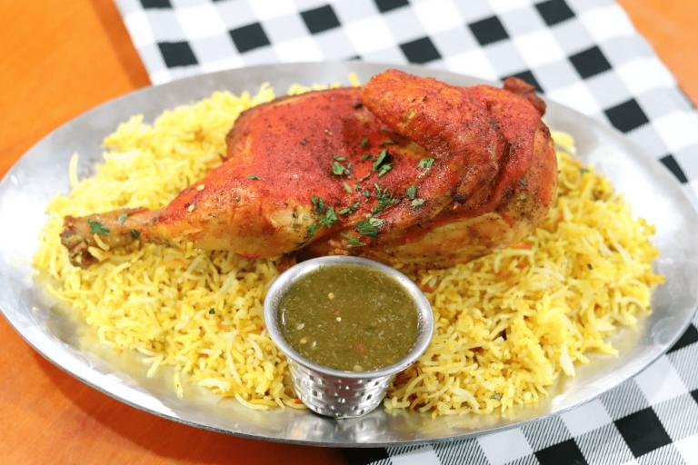Chicken Mandi Yemeni Food Catering