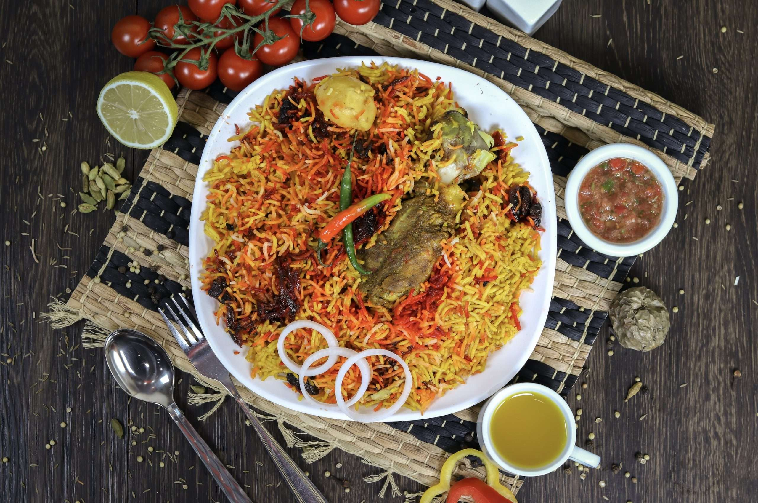 Zurbian: A Festive Yemen Dish