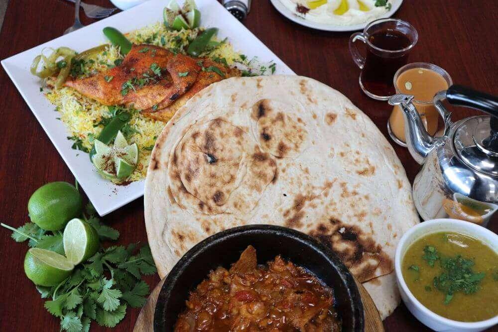 Shibam Meal