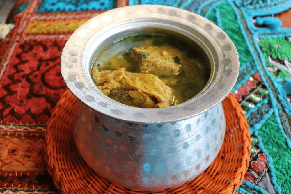 Yemeni Cuisine Special Bowls